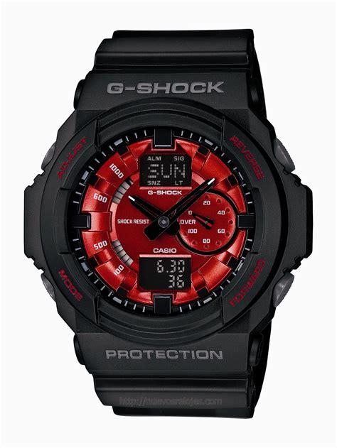 Casi G Shock g shock ga 150 met 225 licos de casio nuevos relojes