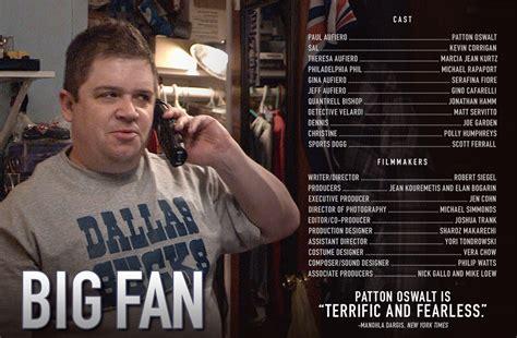 big fan home big fan cast crew