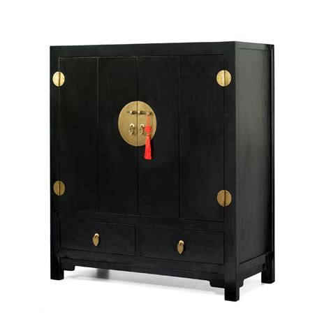 Black Lacquer Tv Cabinets Chinese Style Tv Cabinet From