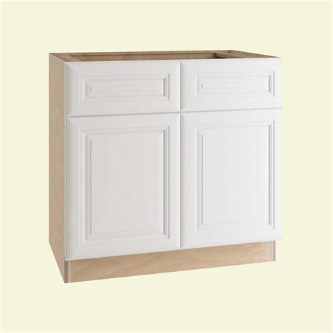 Vanity Cabinet Doors Home Decorators Collection Brookfield Assembled 36x34 5x21 In Door And Drawer Base