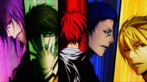 wallpaper hd anime kuroko no basket generation of miracles wallpaper hd anime wallpapers