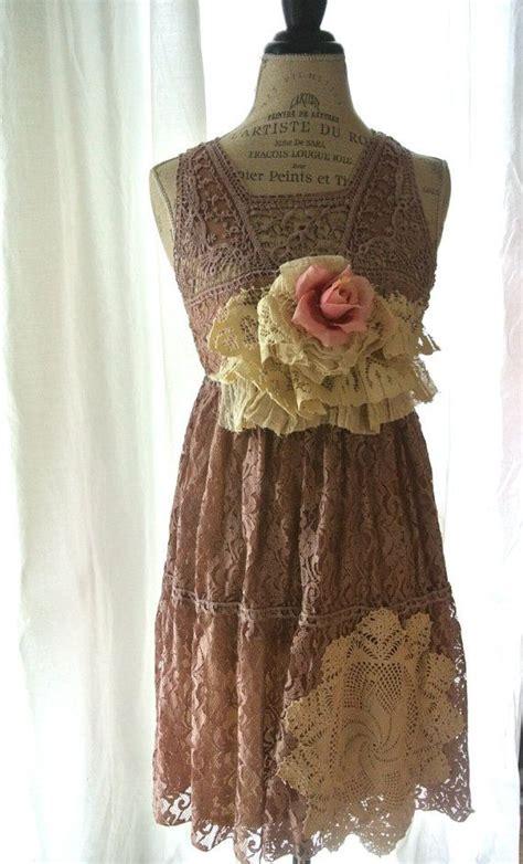 romantic lace dress shabby slip dress womens clothing