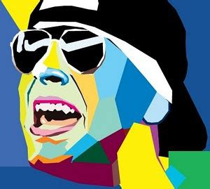 tutorial gambar pop art tutorial wpap dengan illustrator febryansyah23