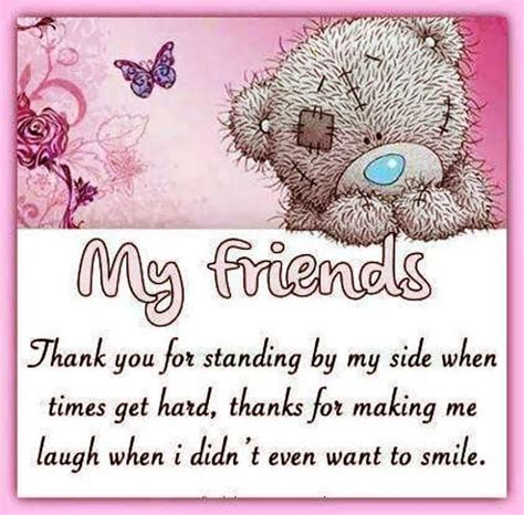 thank you for being my friend images my friends thank you for being by my side pictures photos