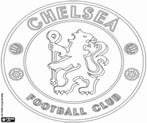 And Emblems Of England Football League Premier Coloring Pages sketch template