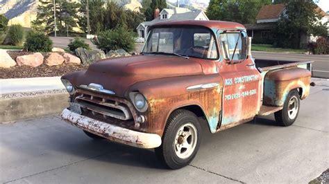 truck restored spencer s vintage truck restoration