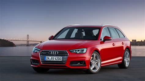 Neuer Audi A 4 vorstellung neuer 2016 audi a4 b9 als limousine avant