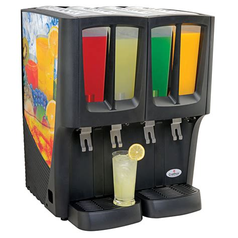 Dispenser N Cool Murah gmcw c 4d 16 crathco g cool mini quattro 4 2 4 gal beverage dispenser