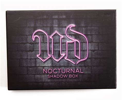 Decay Nocturnal Shadow Box Palette decay nocturnal shadow box palette