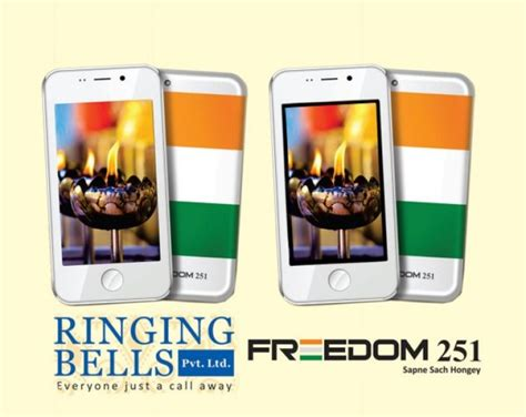 Smartphone Bell Freedom 251 freedom 251 is a 4 smartphone that packs in cpu