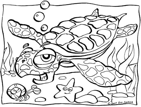sea turtles coloring pages az coloring pages