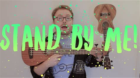 tutorial ukulele stand by me stand by me ben e king john lennon easy ukulele