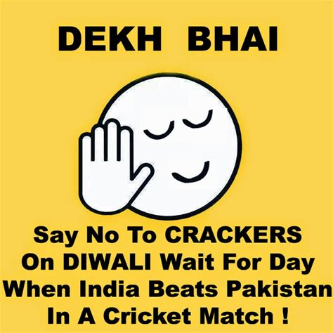 Say No To Crackers Essay In by Say No To Crackers On Diwali Comedy Jokes