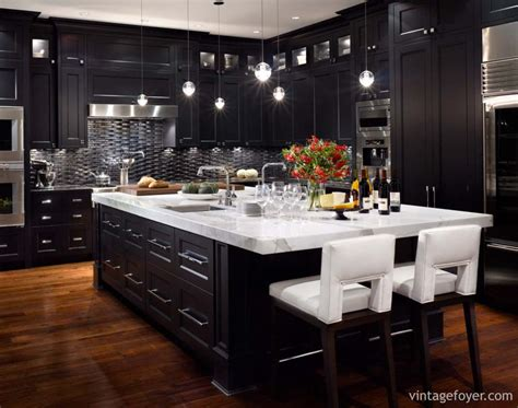 traditional  modern luxury kitchens pictures
