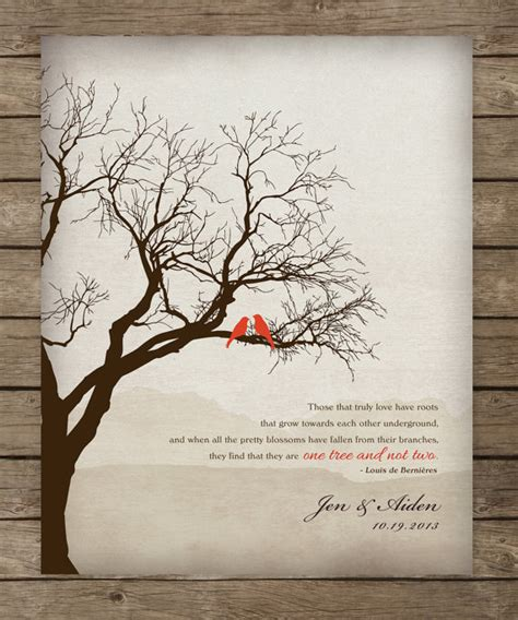 Lds Wedding Anniversary Ideas by Personalized Family Tree Gift To Parents From Family