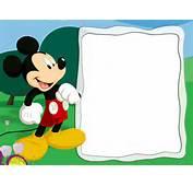 Molduras Para Fotos Calendario Do Mickey Gratis Wallpapers Real