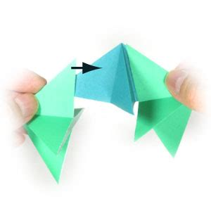 Top 10 Origami - how to make a traditional origami top page 10