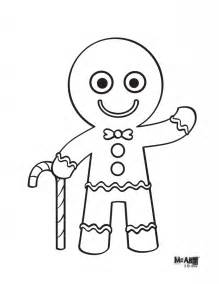 gingerbread coloring pages gingerbread coloring page mcillustrator