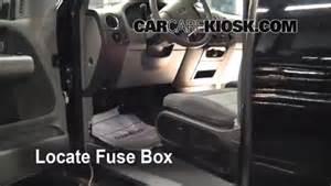 2004 Ford F150 Fuse Box Location Interior Fuse Box Location 2004 2008 Ford F 150 2006