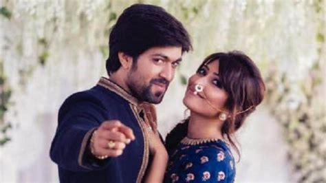 actor yash baby kannada actors radhika pandit and yash become parents to