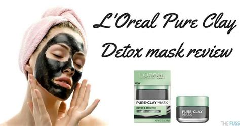 L Oreal Detox Mask Review why everyone needs to try the l oreal clay detox mask