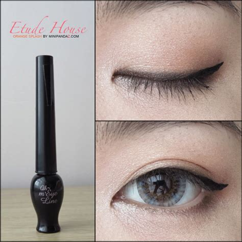 Oh Meye Line tips cantik from etude house oh m eye line ad 5ml