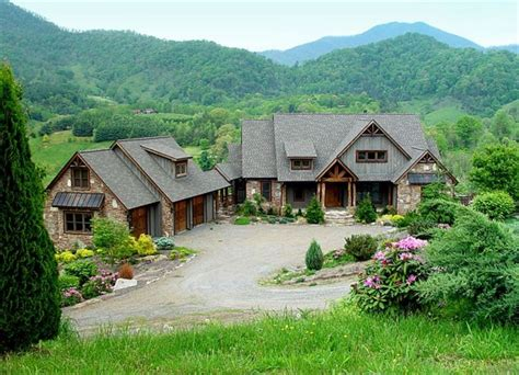 home in the mountains magnificent 6br luxury riverfront mountain homeaway