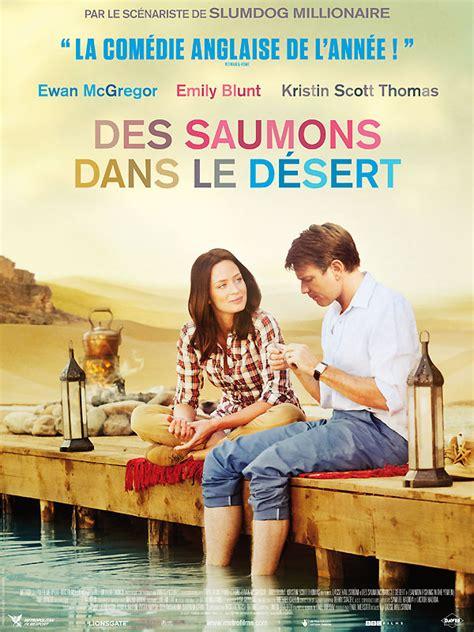 film romance dramatique des saumons dans le d 233 sert film 2011 allocin 233