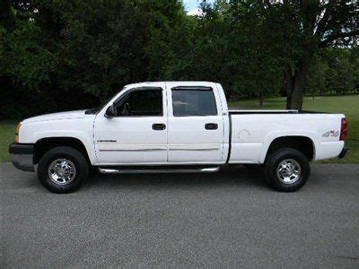 free download parts manuals 2000 chevrolet 2500 parking system purchase used 2004 chevy 2500 hd crew 4x4 ls 6 0l v8 clean tight affordable southern truck in