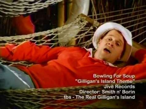 theme song gilligan s island bowling for soup gilligan s island theme youtube