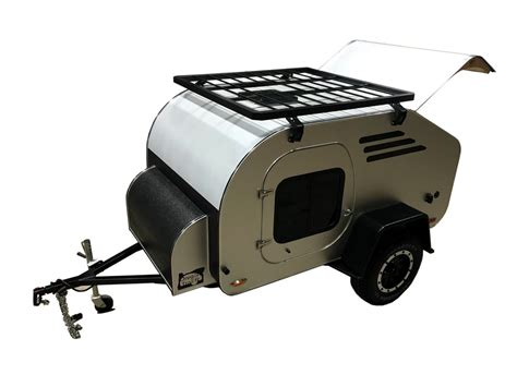 Or Trailer Terradrop Road Capable Overland Inspired Teardrop Trailer Built For Adventure