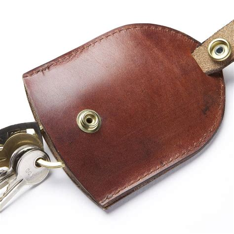 Keysa Kys 001 leather fob holder cool indian motorcycle forum