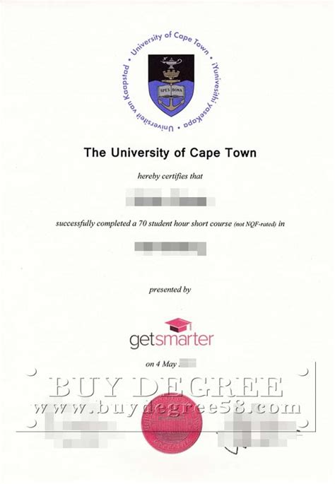 Mba Admission Requirements Uct by Buy A Degree Of Cape Town Degree In