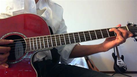 tutorial guitar plucking sabse piche hum khade guitar plucking tutorial youtube