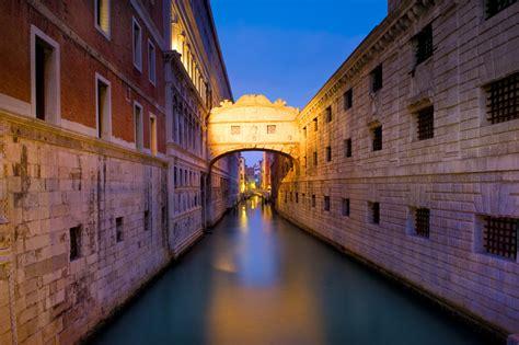 Across The Bridge Of Sighs ponte dei sospiri venezia the bridge of sighs and the