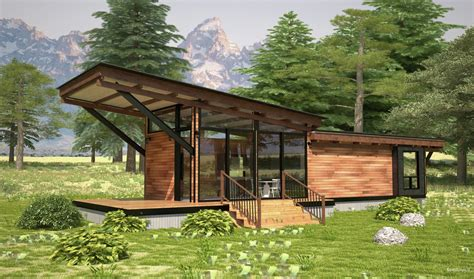 Small Prefab Cabin by Inspirations Find Your Cabin With Small Prefab