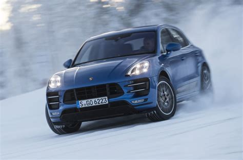 Porsche Macan Autocar by 2016 Porsche Macan Turbo Performance Package Review Review
