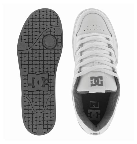 Welder K 29 Silver White Rubber s shoes 883324347934 dc shoes