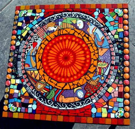 pattern for mosaic table 17 best images about mosaic on pinterest free mosaic