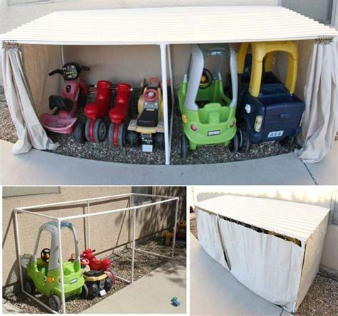 Backyard Storage Ideas 25 Playful Diy Backyard Projects To Your Amazing Diy Interior Home Design