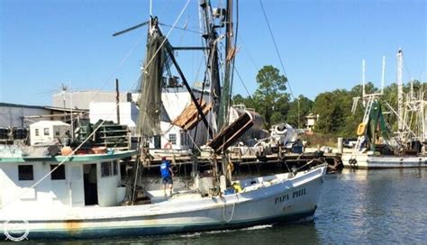 shrimp boats for sale in bayou la batre pop yachts boats for sale 18 boats