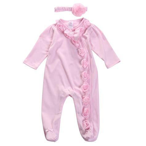 Cheap Newborn Sleepers by Get Cheap Baby Footie Pajamas Aliexpress