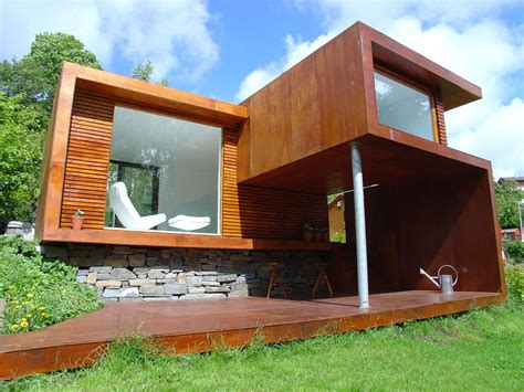 casa in legno moderna 20 di legno dal design moderno mondodesign it