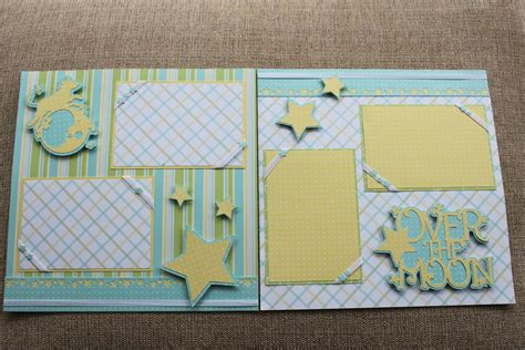 layout of scrapbook baby boy scrapbook page ideas nonna s craft corner