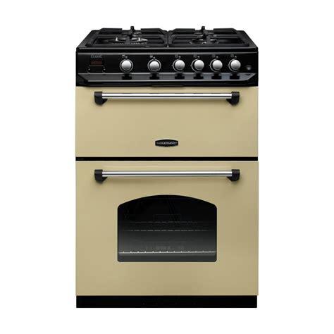 mini range rangemaster clas60ngfcr c classic 60 range cooker in cream