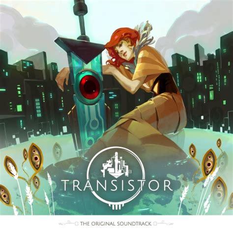 supergiant transistor preorder soundtrack