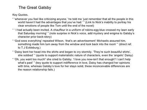 gatsby essays esl paper writing websites uk james weldon johnson