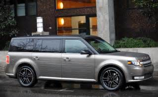 2013 Ford Flex Limited Car And Driver