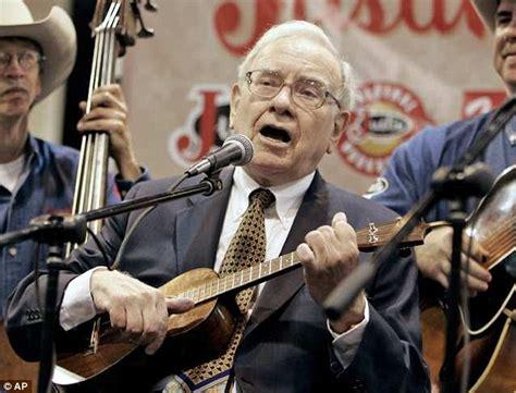 Warren Buffett Plays For Charity Goes by Warren Buffett Has Early Cancer But Insists