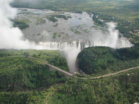 amazon zambia massive waterfalls in africa pixdaus
